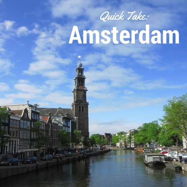 Quick Take_Amsterdam