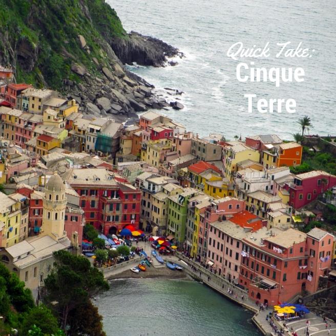 Quick Take_Cinque Terre